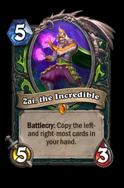 Zai, the Incredible