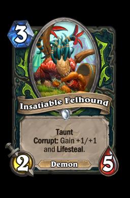 Insatiable Felhound