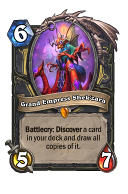 Grand Empress Shek
