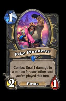 Prize Plunderer