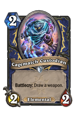 Cagematch Custodian