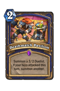 Deathmatch Pavilion