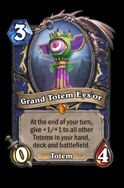 Grand Totem Eys