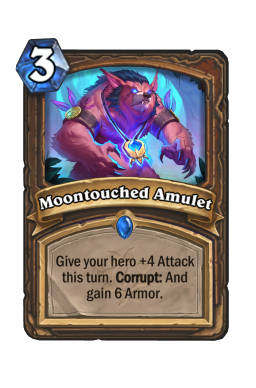 Moontouched Amulet