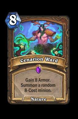 Cenarion Ward