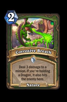 Corrosive Breath
