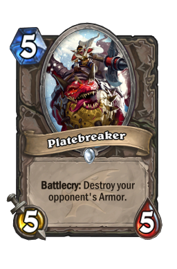 Platebreaker