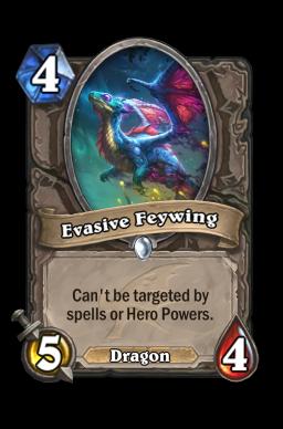 Evasive Feywing