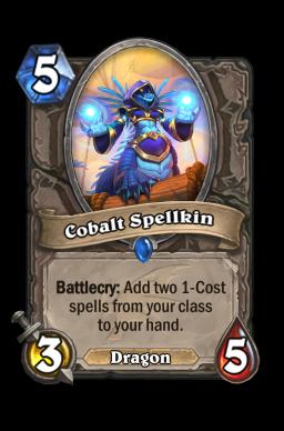 Cobalt Spellkin