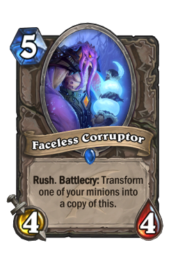 Faceless Corruptor