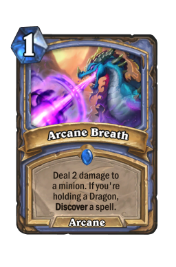 Arcane Breath