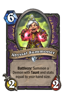 Abyssal Summoner