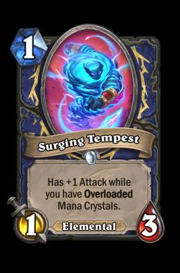 Surging Tempest