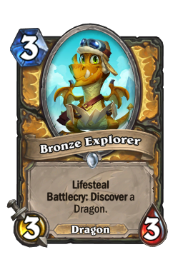 Bronze Explorer