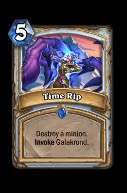 Time Rip