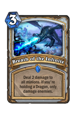 Breath of the Infinite