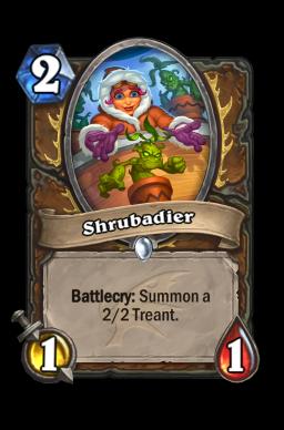 Shrubadier