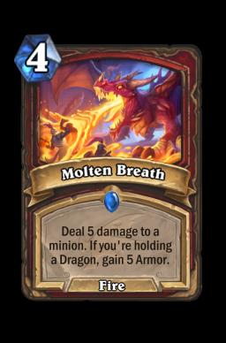 Molten Breath