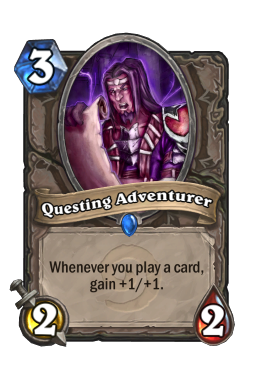 Questing Adventurer