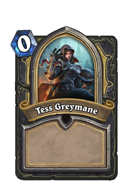 Tess Greymane