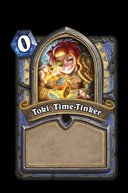 Toki, Time-Tinkerer