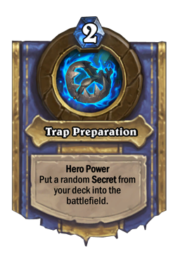 Trap Preparation