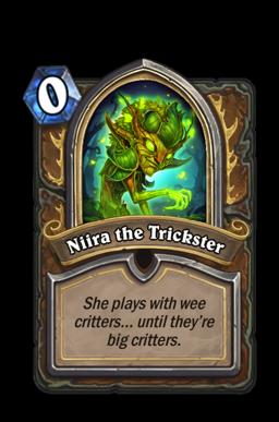 Niira the Trickster
