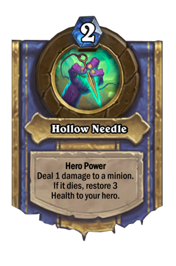Hollow Needle
