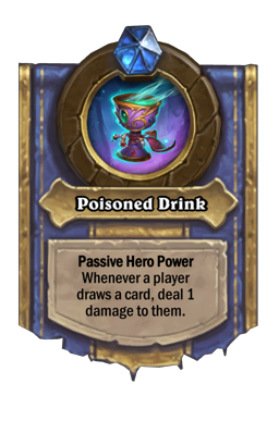 Poisoned Drink