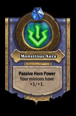 Monstrous Aura