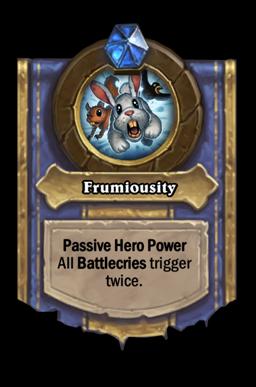 Frumiousity