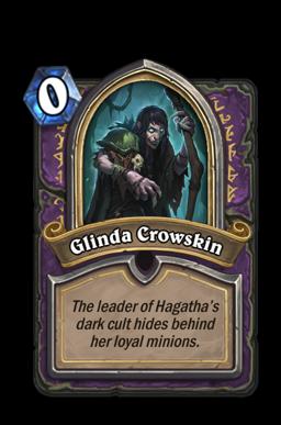Glinda Crowskin