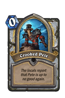 Crooked Pete