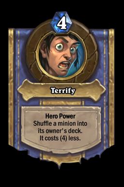 Terrify
