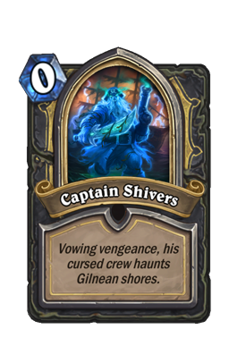 Captain Shivers
