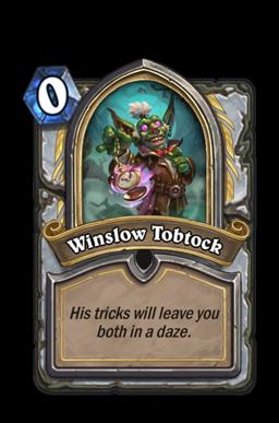Winslow Tobtock