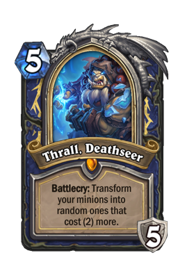 Thrall, Deathseer