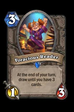 Voracious Reader