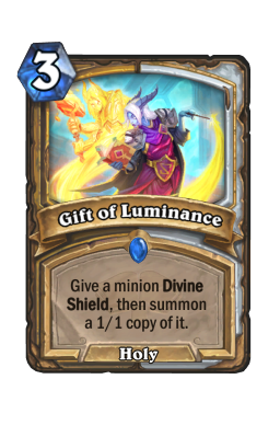 Gift of Luminance