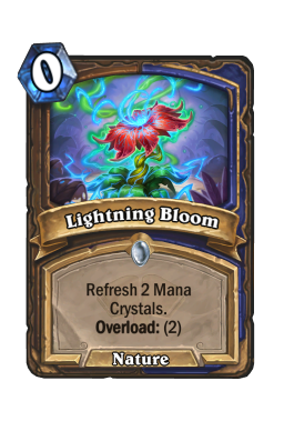 Lightning Bloom