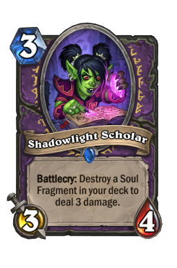 Shadowlight Scholar