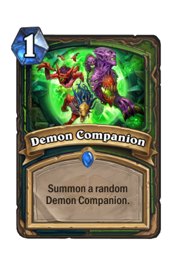 Demon Companion