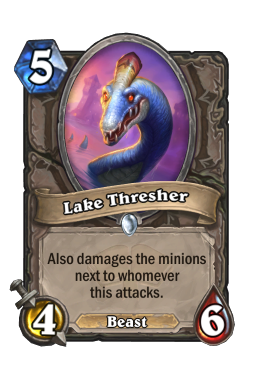 Lake Thresher