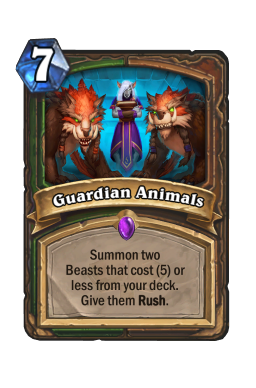 Guardian Animals