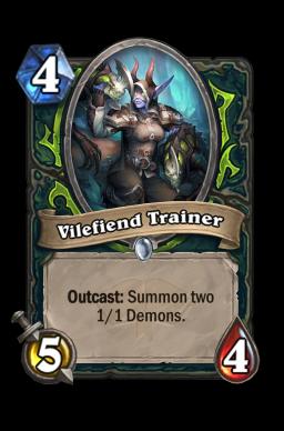Vilefiend Trainer