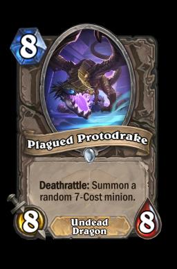 Plagued Protodrake