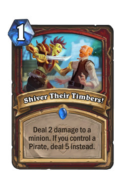 Shiver Their Timbers!