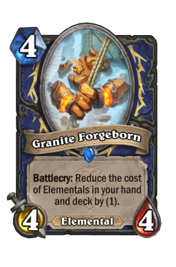 Granite Forgeborn