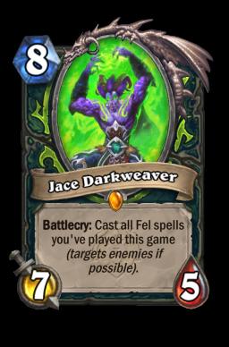 Jace Darkweaver