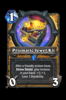 Prismatic Jewel Kit
